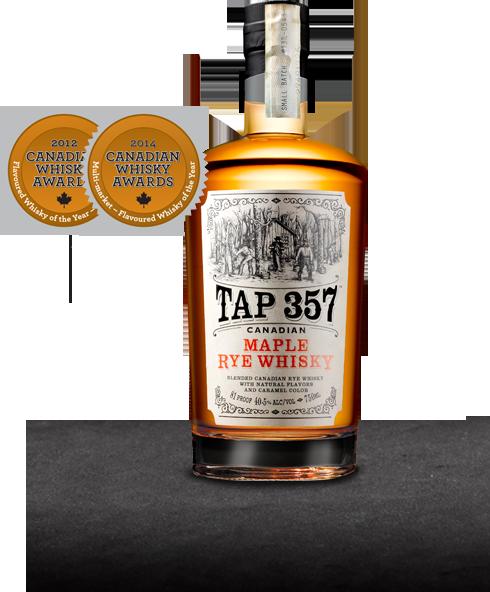 miss maple kanadischer whisky mit ahornsirup